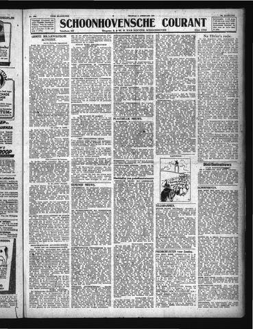 Schoonhovensche Courant 1944-02-04