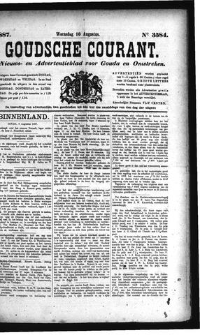 Goudsche Courant 1887-08-10