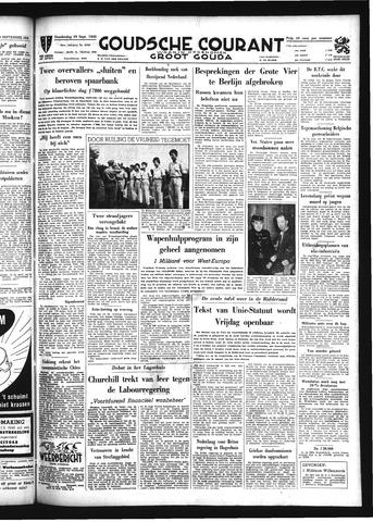 Goudsche Courant 1949-09-29