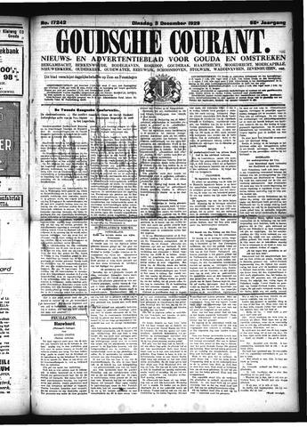 Goudsche Courant 1929-12-03