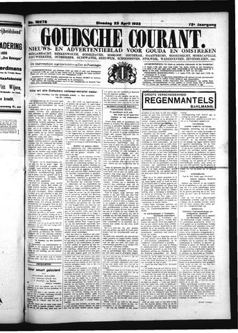 Goudsche Courant 1933-04-25