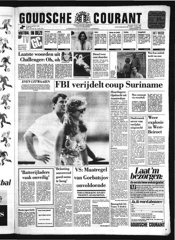 Goudsche Courant 1986-07-29