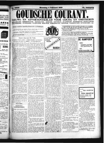 Goudsche Courant 1935-02-04