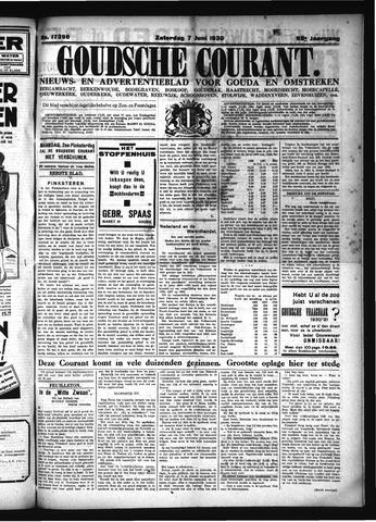 Goudsche Courant 1930-06-07