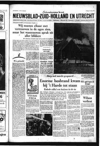 Schoonhovensche Courant 1970-06-19