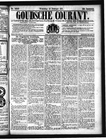 Goudsche Courant 1921-02-16