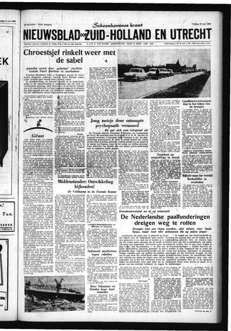Schoonhovensche Courant 1960-05-13