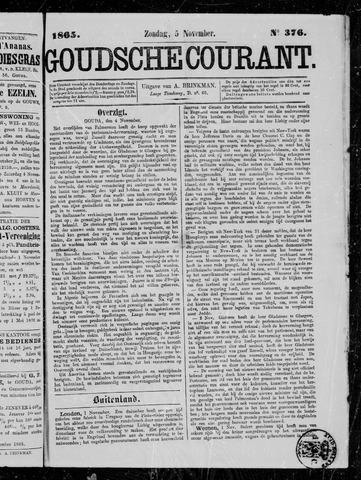 Goudsche Courant 1865-11-05