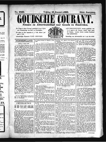 Goudsche Courant 1896-01-10