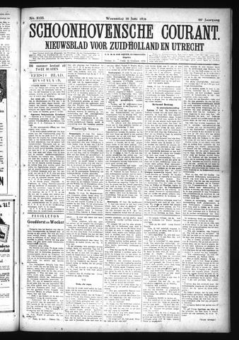 Schoonhovensche Courant 1926-06-16