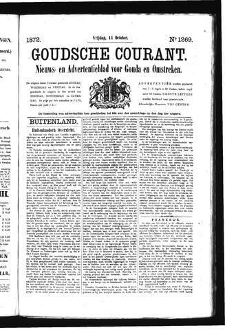 Goudsche Courant 1872-10-11