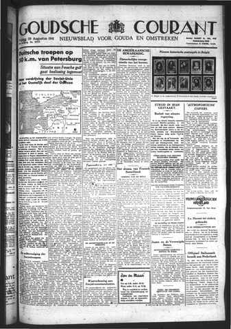 Goudsche Courant 1941-08-29