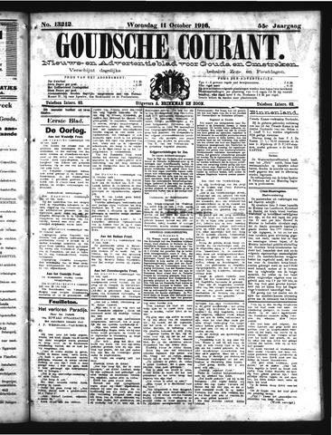 Goudsche Courant 1916-10-11