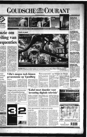 Goudsche Courant 2001-06-27