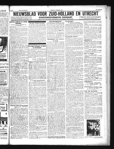 Schoonhovensche Courant 1943-02-09