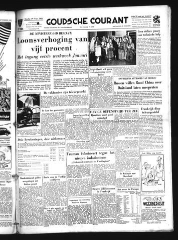 Goudsche Courant 1953-09-29