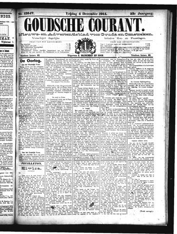 Goudsche Courant 1914-12-04