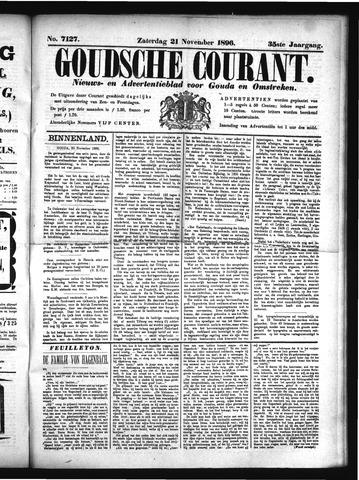 Goudsche Courant 1896-11-21