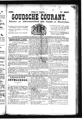 Goudsche Courant 1891-08-21