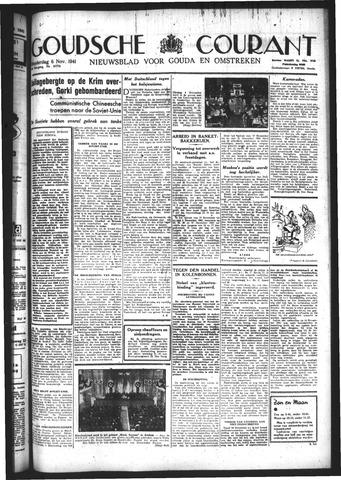 Goudsche Courant 1941-11-06