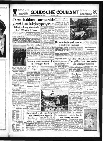 Goudsche Courant 1957-08-08