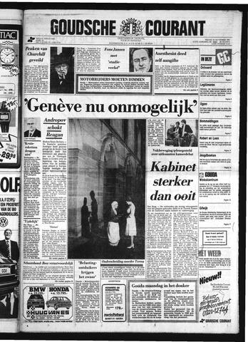 Goudsche Courant 1983-11-25