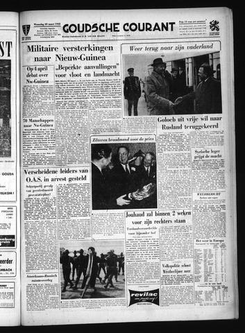Goudsche Courant 1962-03-28