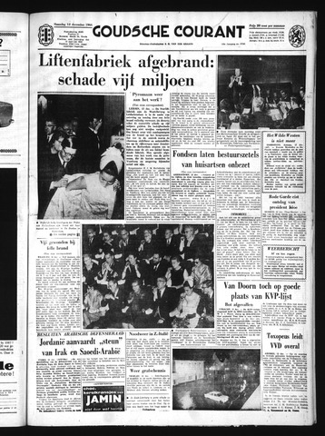 Goudsche Courant 1966-12-12