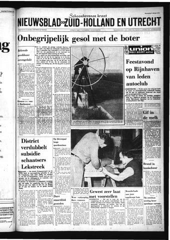 Schoonhovensche Courant 1973-10-31