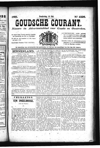 Goudsche Courant 1891-05-14