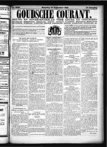 Goudsche Courant 1932-09-26