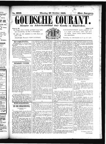 Goudsche Courant 1903-10-20