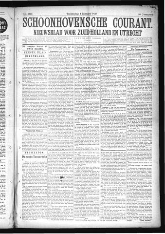 Schoonhovensche Courant 1926-01-06