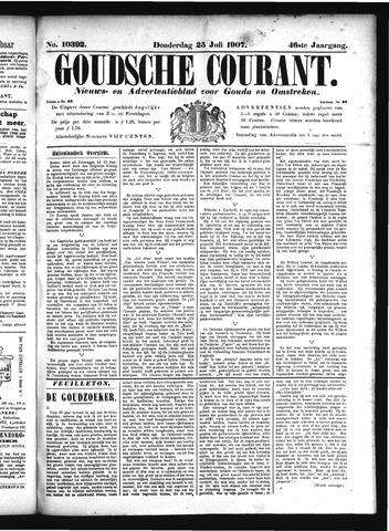 Goudsche Courant 1907-07-25