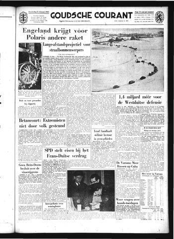 Goudsche Courant 1963-02-21