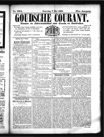 Goudsche Courant 1898-05-07
