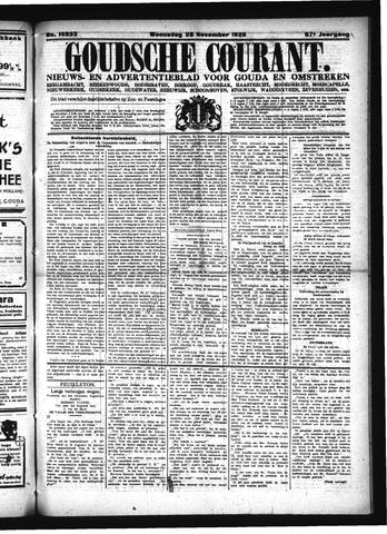 Goudsche Courant 1928-11-28