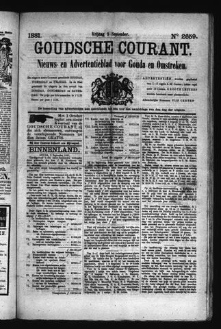 Goudsche Courant 1881-09-09