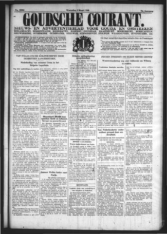 Goudsche Courant 1940-03-06