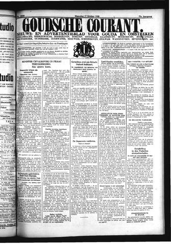 Goudsche Courant 1938-10-17