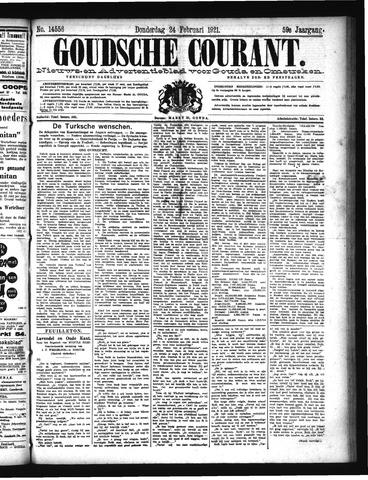 Goudsche Courant 1921-02-24