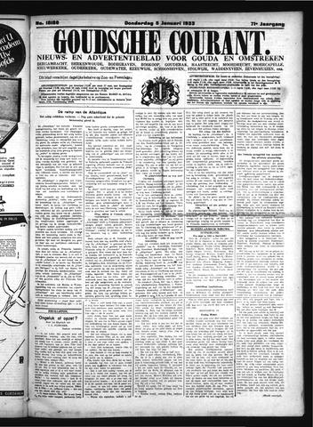 Goudsche Courant 1933-01-05