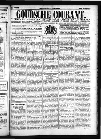 Goudsche Courant 1933-06-22