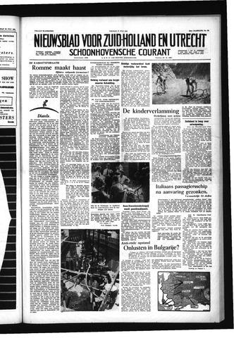 Schoonhovensche Courant 1956-07-27