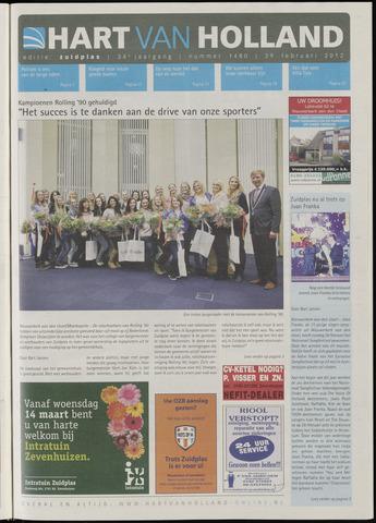 Hart van Holland - Editie Zuidplas 2012-02-29