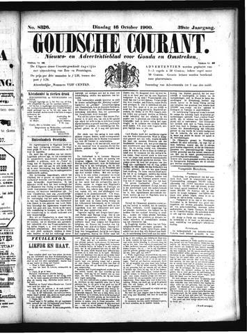 Goudsche Courant 1900-10-16