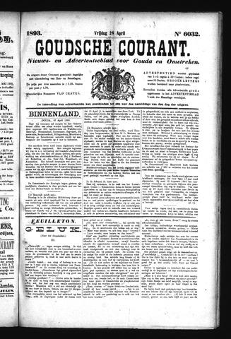 Goudsche Courant 1893-04-28