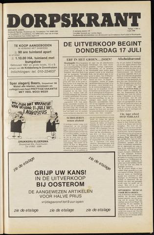 Dorpskrant 1980-07-04
