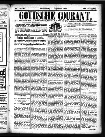 Goudsche Courant 1919-08-07