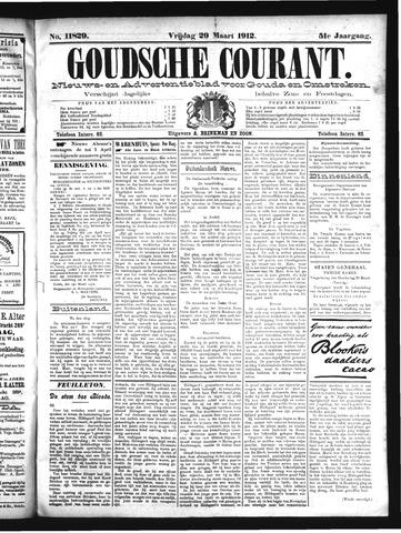 Goudsche Courant 1912-03-29